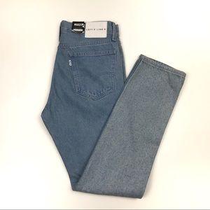 Levi's Jeans - NWT Levi's 501 Wedgie Women's Line 8 Jeans Sz 29